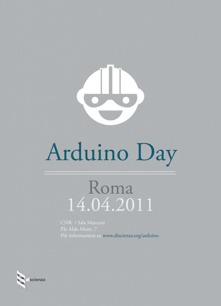 Flyer Arduino Day