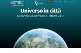 Universo in città